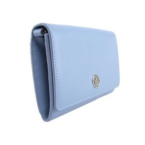 Blue Tory Burch Wallet